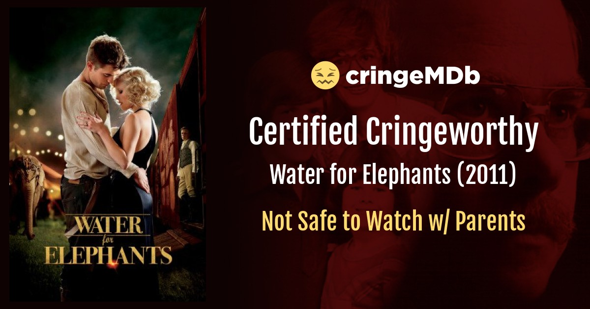 water for elephants character analysis Water for elephants has i didn't really feel the love between the characters because at the water's edge, ape house, water for elephants.