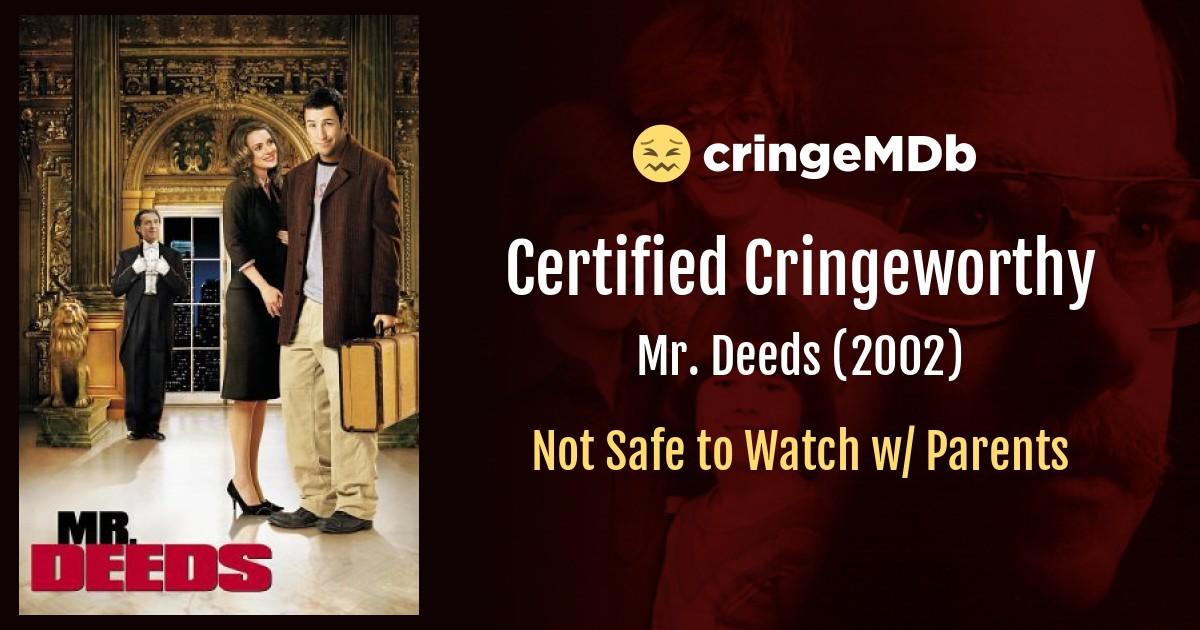 Mr Deeds 2002 Sexual Content Cringemdb Com