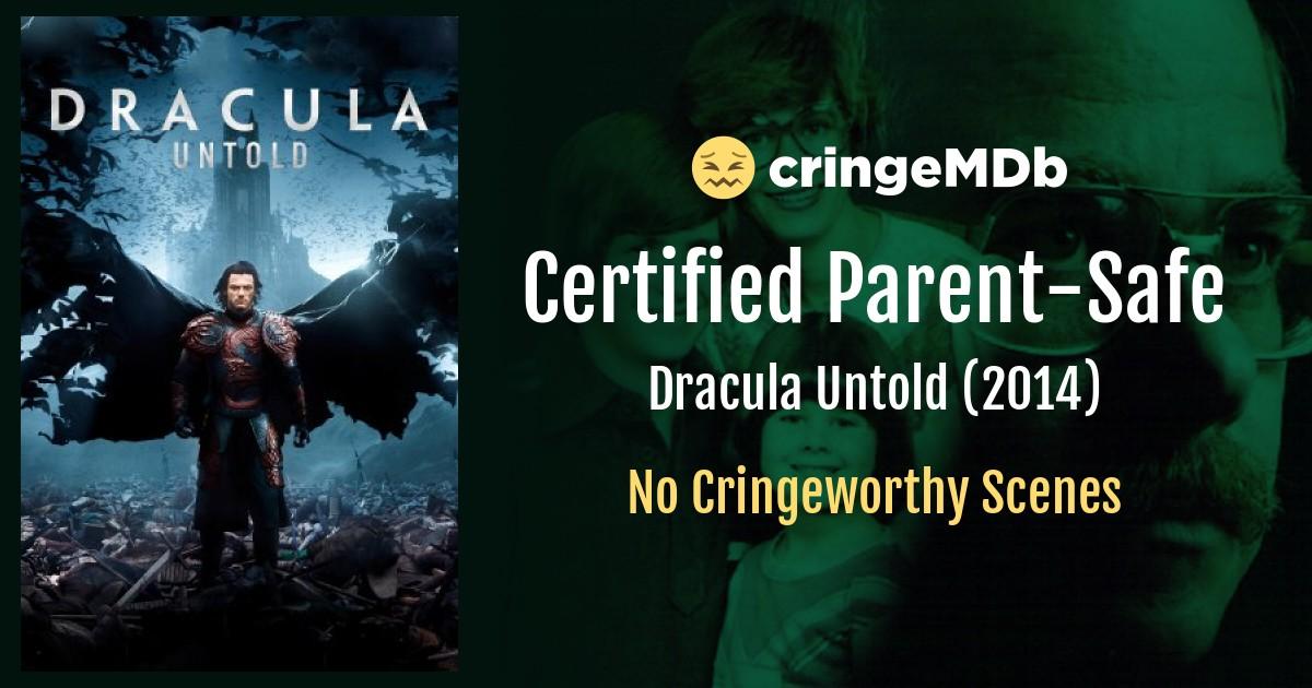 Dracula Untold 2014 Sexual Content Cringemdb Com